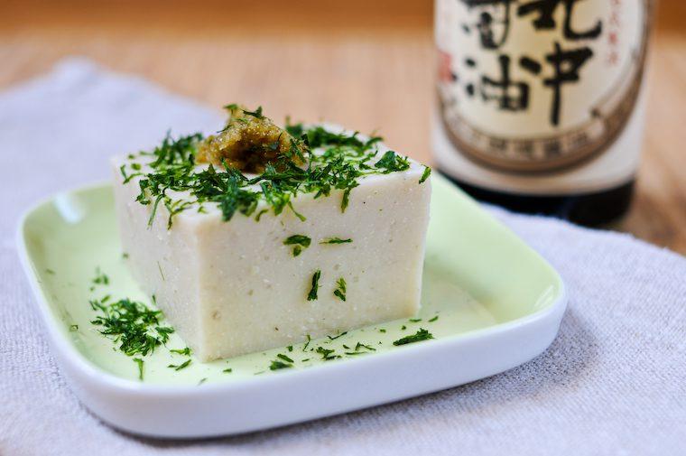 Gomadofu (Sesame Tofu) Recipe