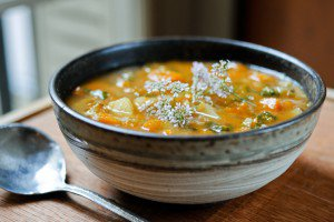 Chunky Pumpkin Soup
