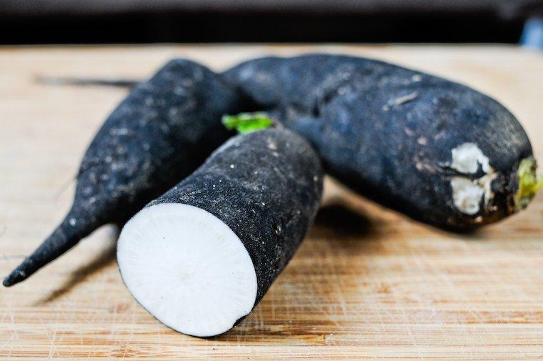 black radish and potato salad recipe chocolate zucchini. Black Bedroom Furniture Sets. Home Design Ideas