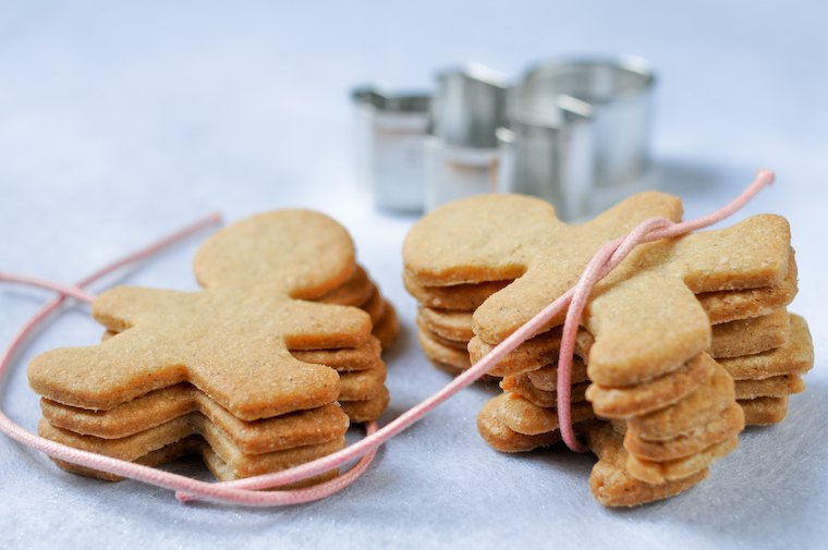 Christmas Sablés Cookies Recipe
