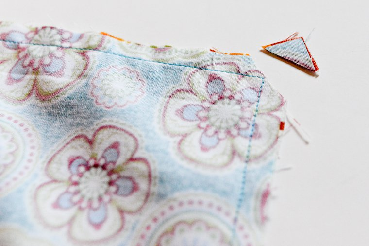 Homemade Cloth Napkins: An Easy Step-by-Step Tutorial | Chocolate ...
