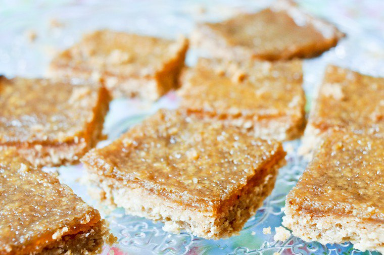 Vegan Lemon Squares Recipe