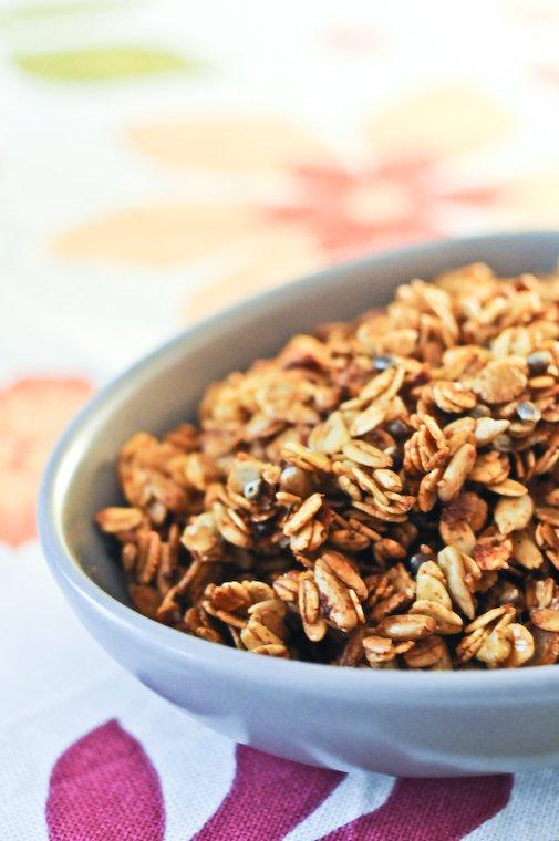 Savory Granola Recipe
