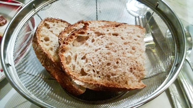 Housemade bread