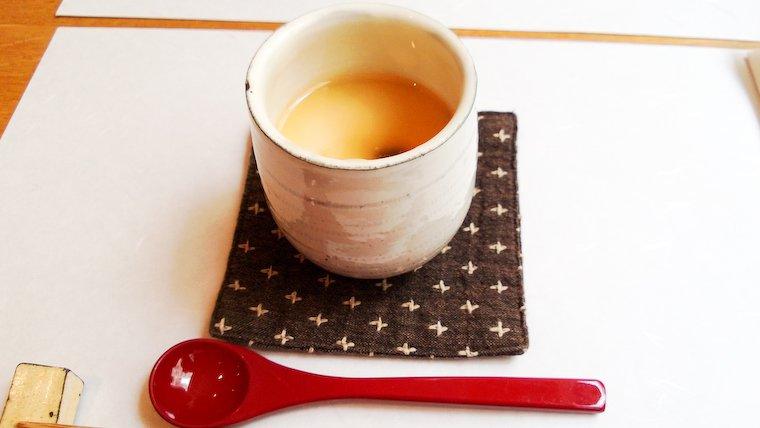 Chawanmushi (savory egg custard)