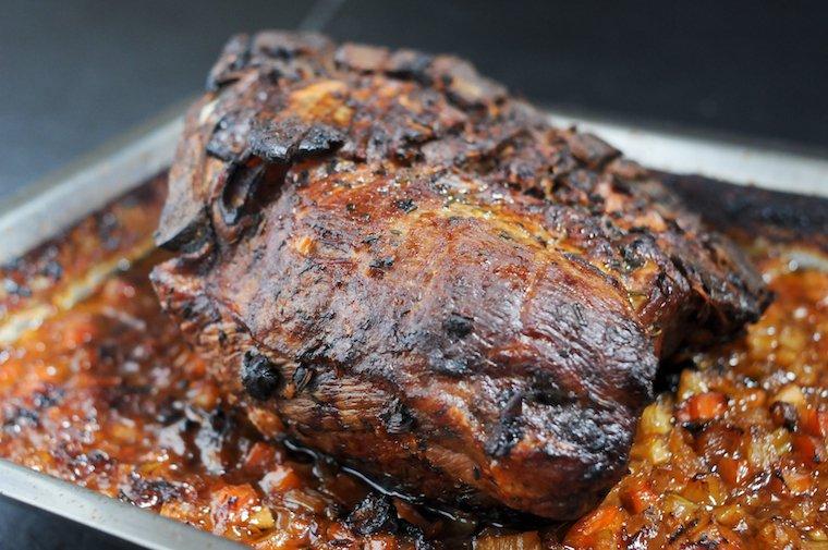 Rosemary Braised Pork Recipe
