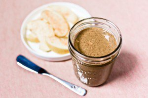 Lightly Salted Crunchy Almond Butter