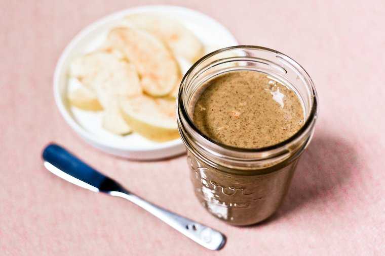 Lightly Salted Crunchy Almond Butter Recipe