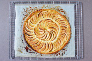 Apple Tarte Fine