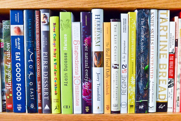 6 tips to make the most of your cookbook collection chocolate