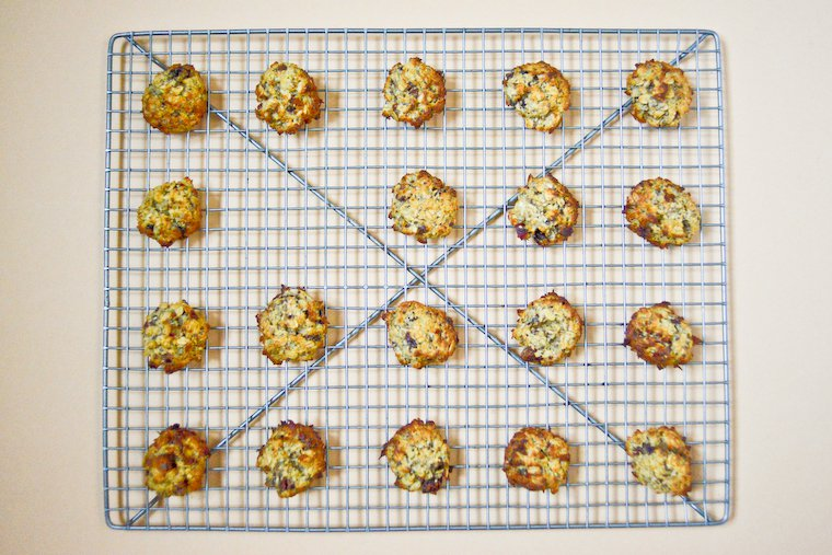 Healthy Breakfast Cookies with Oatmeal