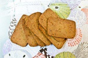 Buckwheat Speculoos Cookies