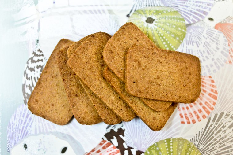Buckwheat Speculoos Cookies Recipe
