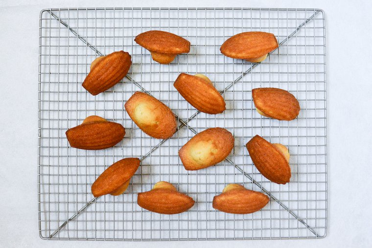 Perfect Madeleines Recipe