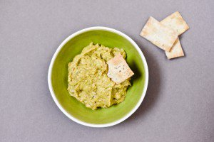 Green Romesco Sauce