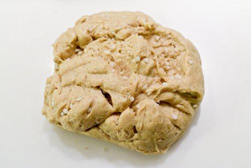 Waffle Dough 5