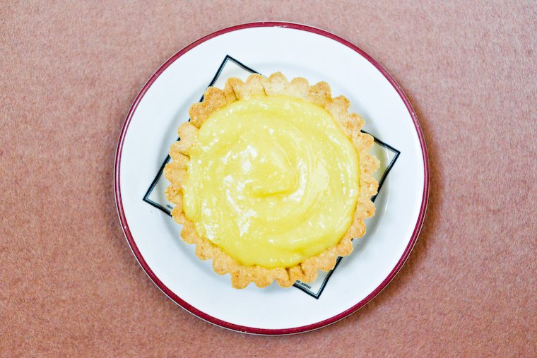 Lemon Ginger Tartlets