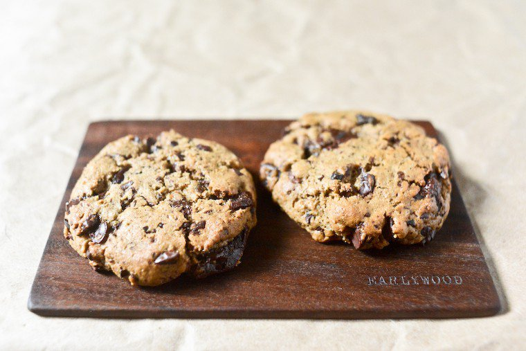 Vegan Chocolate Chip Cookies Recipe