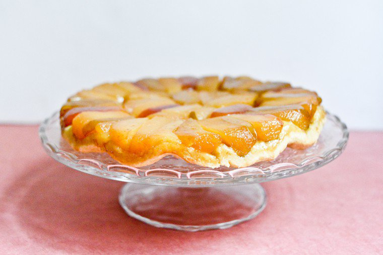 Easy Tarte Tatin Recipe