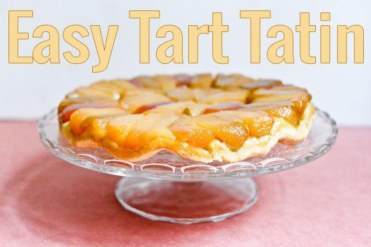 Easy Tart Tatin