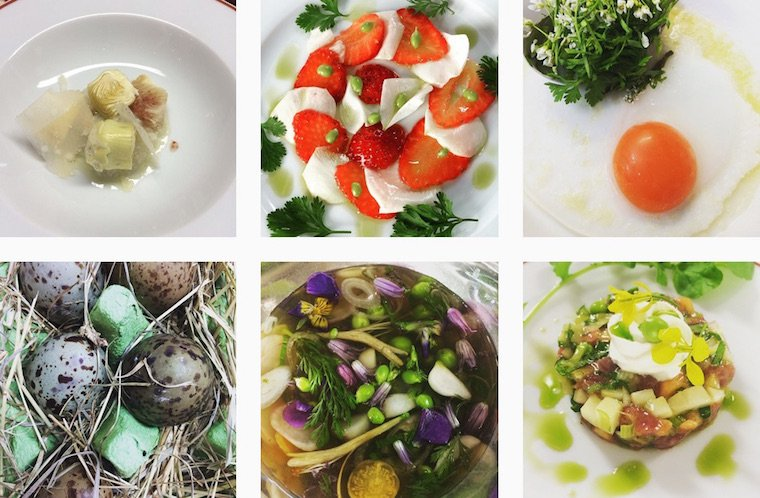 Follow Alain Passard on Instagram