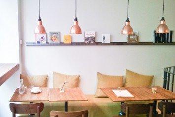 Cuillier Coffee Shop at 19 rue Yvonne Le Tac in Paris' 18th arrondissement.