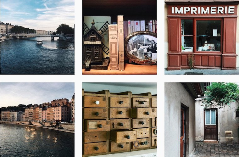 Follow L'Instant parisien on Instagram