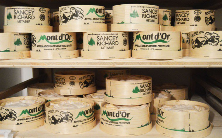 Mont d'Or Cheeses