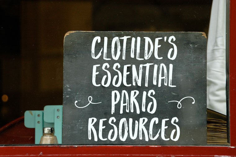 Clotilde's Essential Paris Resources