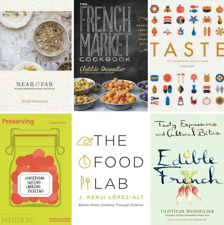 Gift Guide for Cooks: Cookbooks