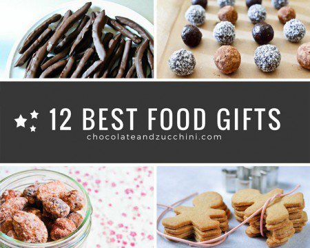 12 Best Food Gifts