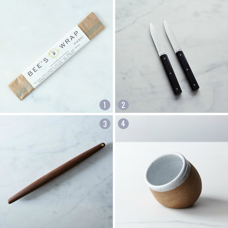 Gift Guide for Cooks: Pretty Objects