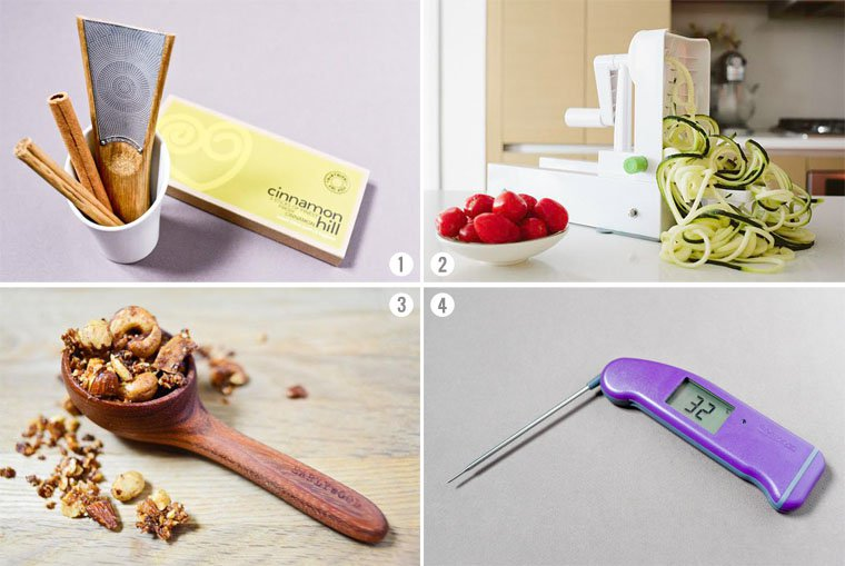 Gift Guide for Cooks: Cooking Tools