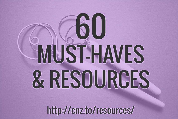 Clotilde's Top Resources