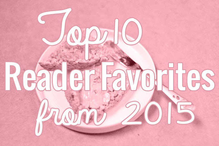 Top 10 Reader Favorites from 2015