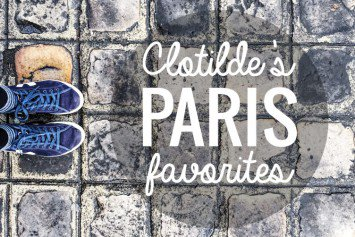 Clotilde's Paris Favorites
