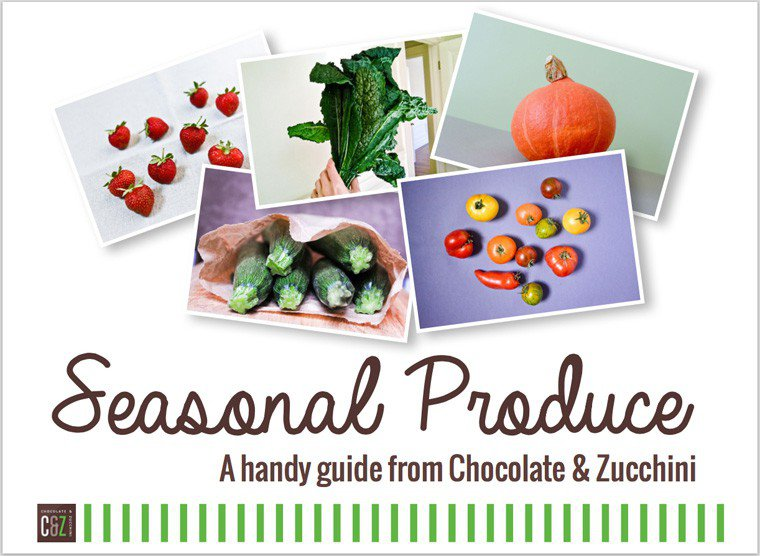 Seasonal Produce Calendar