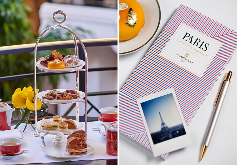 Chic Tea and Promenade