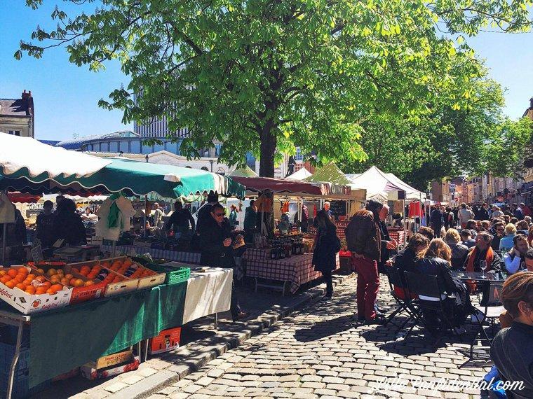 Marché du Vieux Lille