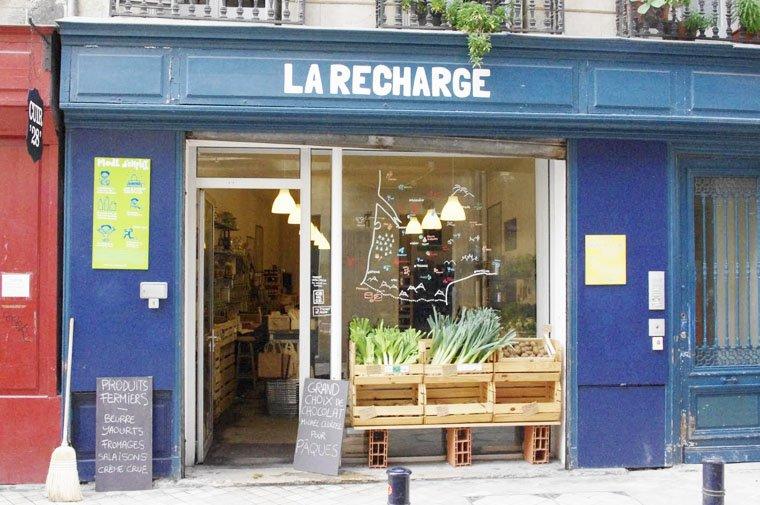 La Recharge Bordeaux