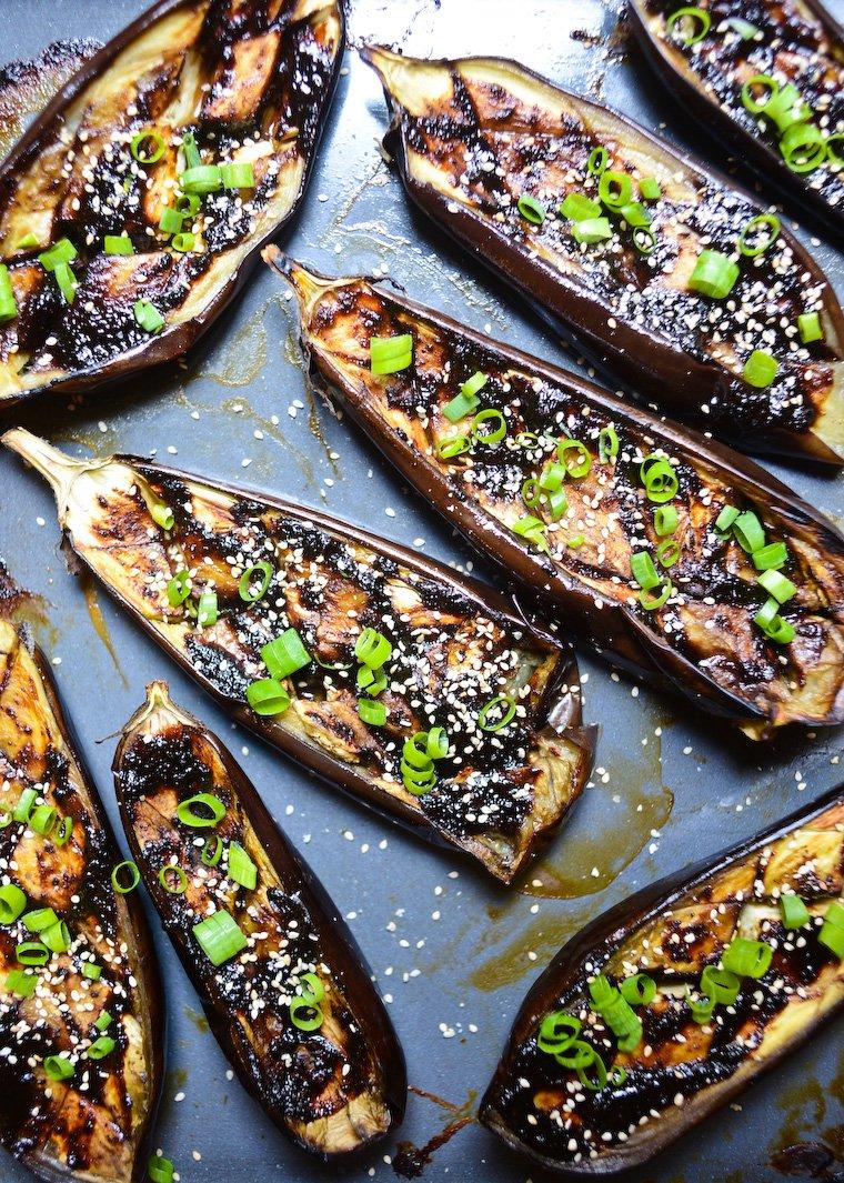 Doenjang Glazed Eggplant Recipe.... : Chocolate & Zucchini ...