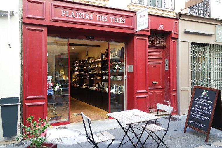 Plasirs des Thés Aix-en-Provence