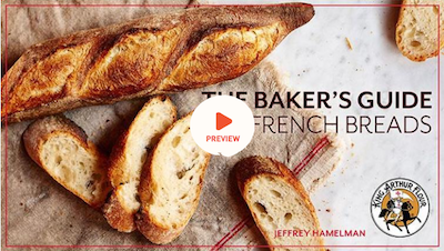 Baker's Guide to French Breads