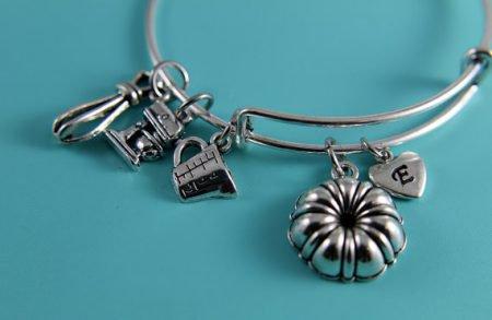 Baker's Charm Bracelet
