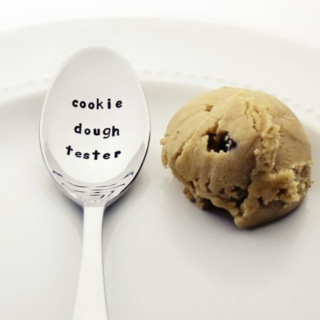Cookie Dough Tasting Spoon