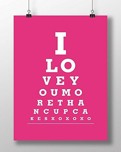 I Love You More Than Cupcakes Print