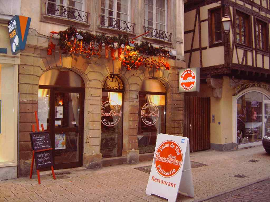 Photo: Strasbourg Office of Tourism