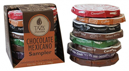 Taza Chocolate Sampler
