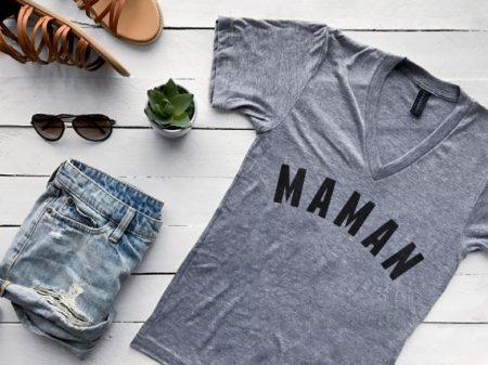 Maman shirt