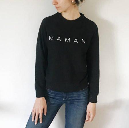 Maman sweater